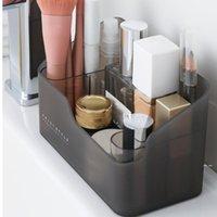 Multifunktionale Hautpflegeprodukte Fernbedienung Kosmetik Schmuck Aufbewahrungsbox Make-up Organizer Boxen Bins OWE5779