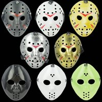 Jason Vs Black Friday Horror Killer Cosplay Costume Masquerade Party Mask Hockey Baseball Protection3ERI T5SV