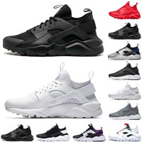 huarache run ultra zapatillas de running hombre mujer triple negro blanco athletic huaraches outdoor runner hombre zapatillas deportivas zapatillas de deporte