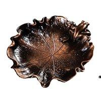 Кофейный чайный комплект Аксессуары для питья, ручной работы медная чашка оловянные котлы поддонники каботажны творческие термостойкие присталки DHE6243