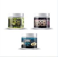 Kürüşt Dr.Zodiaks 3.5 Gram Moonrock Buz Cam Kavanoz Özel Tasarım Premium Çiçek Cam Konteyner Kabul