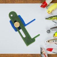 Fishing Hooks Carp Hook Tier Adjustable Line Tying Tool Fishhook Tie Knotter Outdoor Accessories