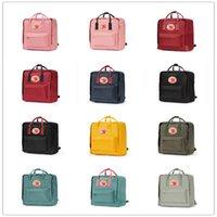 Arctic Fox Classic Backpack Fashion Style Design Bag Junior Lienzo Impermeable Suecia Mochila Kanken Sports 7L 16L 20L Bolsas