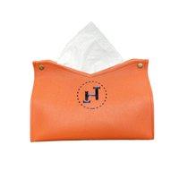 البرتقال الأحمر h كلمة بسيطة ins الرياح الأنسجة مربع سماكة تصلب بو الجلود الإبداعية نوم غرفة المعيشة ضخ المنزلية