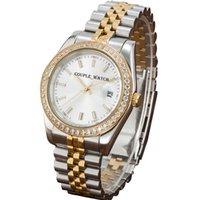 Erkek Otomatik Mekanik Saatler Montre De Luxe Tam Paslanmaz Çelik Safir Cam 5 ATM Su Geçirmez Süper Aydınlık Erkekler Saatı U1 Fabrika için El Diamond Watch