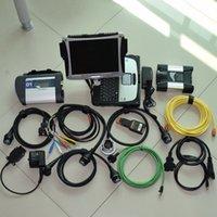 Versione più recente Professionale 2021-06V 1TB SSD 2in1 per BMW ICOM PROGRAMMA PROGRAMMATORE E SD Connect C4 Chip completo con laptop CF19