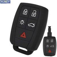 Für Volvo XC90 C70 S60 D5 V50 S40 C30 SILICONE Remote Key CA