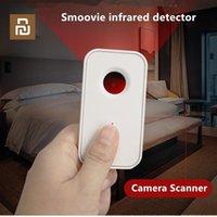 스마트 홈 컨트롤 Smoovie ABS 적외선 탐지기 카메라 핀홀 스캐너 W / 3D 내장 센서 칩 부드러운 라인