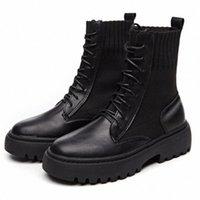 2019 botas mulheres genuínas sapatos de couro para botas de inverno sapatos mulher casual primavera botas mujer fêmea tornozelo dd522 cowgirl botas largamente bezerro de ai r4zl #
