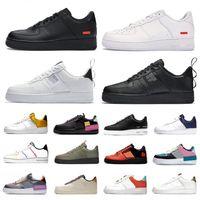 حذاء رياضي Nike Air Force 1 Force One Dunk Low Platform Shadow 1 للجري Airforce Sketch Pack Aurora 07 LV8 أحذية رياضية للرجال والنساء