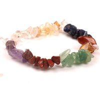 Bracelet de cristal de guérison naturel puce de sodalite chèvre 18cm bracelet stretch bracelet naturel de luxe de luxe bijoux femmes bracelets