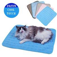 Summer Respirant Chiens Refroidissement Kennels Petit Canapé Moyen-Dog Cat Canapé confortable pour animaux de compagnie Fournitures