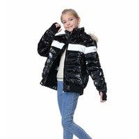 OrangeMom 브랜드 십대 겨울 코트 화이트 오리 5-16 세 어린이 재킷 아래로 어린이 재킷 소년 소녀 옷 따뜻한 파카 엄마와 나 H0909