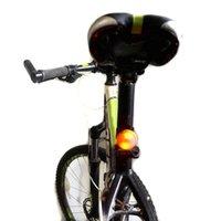 Braccialetto da polso Braccialetto portatile Bike Light LED Polso Lampada da polso impermeabile Braccio Braccio cinturino Night Cycling Lampada da corsa LED lampeggiante 326 Z2