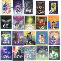 220 Arten Tarots Hexe Reiter Smith WAITE SHADOWSKarten Wild Tarot Deck Board Spielkarten mit bunten Kasten Englische Version GGA4561
