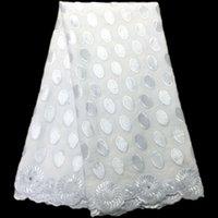 Популярные 5 место швейцарских воальных кружева в Швейцарии с каменной африканской кружевной тканью вышивка швейцарская кружевная ткань для платья PL12412