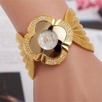 Orologi da uomo e da donna di lusso Designer Brand Watches Ntre de Luxe Quarzo Pour Femmes, Braccialetto It Diamant, Acher Inoxydable, La modalità