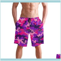 Equipment Water Sports & Outdoorscamouflage Mens Quick Dry Summer Beach Swim Board Fashion Swimwear Trunks With Mesh Lining Volley Shorts Dr