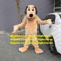 Beagle Dog Mascot Costume Basset Hound Labrador Golden Retriever Dachshund Costumi Mascotte Carattere Vendite Promozione Promozione Eventi promozionali ZX391