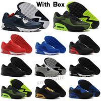 Max 90 KPU Cushion KPU الرجال النساء الرياضة الاحذية عالية الجودة الكلاسيكية أزياء أحذية رياضية 11 ألوان الرياضة حذاء رياضي الحجم 40-46