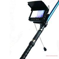"""Fischfinder 4.3 """"HD 1000TVL Unterwasserkarpfen Fischereikamera mit 8 IR-LED für Seegerät Zubehör"""