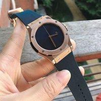 Luxus Herrenuhren Automatische mechanische Uhr Mode wasserdichte Stahlwachen Klassische Fusion 3Hands Armbanduhr für Männer