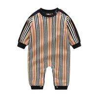 Strampler Junge Kleidung Frühling und Herbst Neugeborenes Einteiliges Langarm Baby Krabbeln Kleinkind