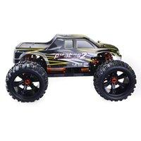 Zd Racing 9116 - V3 Monster Truck DIY Quadro Quadro Versão