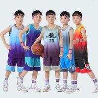 Treino de basquete infantil Treinamento de jovens acampamento esportes gradual mudança equipe concorrência grupo compra selo