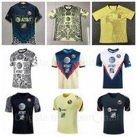 2021 2022 Mexique LIGA MX Club America Jersey Soccer Henry Martinez Aguilera Aquino Ochoa Cordova Sanchez Leo Suarez Fidalgo Lalaz Football Shirt Kits
