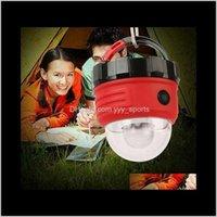 Lanterns tenda portátil LED Netic Work Light Lâmpada de Emergência para reparação de automóveis Camping Caminhada 5izks BPZ30