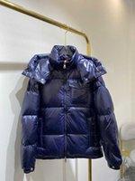 Mens Winter Jacket Designer Down Parkas High Quality Coats Jackets Fashion Round Neck Men And Women Windbreaker Hoodie Warm Clothing