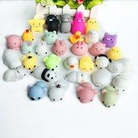 10 조각 squishy 천천히 상승 점보 장난감 동물 귀여운 kawaii squeeze 만화 장난감 미니 짜기 천천히 상승 장난감 1054 v2