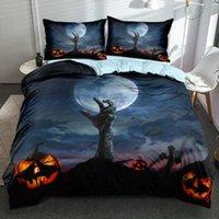 Bedding Sets 3D Set Printed Duvet Cover King Queen Size Quilt Deer Comforter Covers 3Pcs 260x230