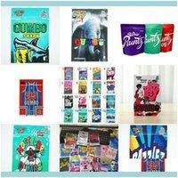 Office School Business & Industrialmylar Bags Infused Razzlez Gumbo Shark Edibles Bag 3.5G Super Fly Runtz Jokes Stand Up Runty Cookie Packi