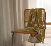 Towel Home Daily Textiles Pastoral Printed Cotton Face Wash Pure Bath Combination Three Piece Set