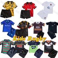 Wests Tigers Rugby Jersey Kit Kit Kit 2021 22 Brisbane Broncos Penrith Panthers Canberra Astaulter Child Nrl League Jerseys