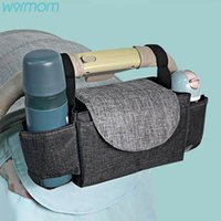 Stroller Parts & Accessories Warmom Multifunctional Baby Hanging Bag Storage Bottle Water Cup