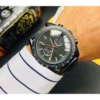 2021 Швейцарский бизнес мужской европейский бренд Seahorse кварцевые движения театральные часы