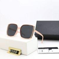 Klassische Runde Sonnenbrille Marke Design UV400 Eyewear Metall Goldrahmen Sonnenbrille Männer Frauen Spiegel Sonnenbrille Polaroid Glaslinse