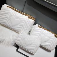 3 dimensioni reali donne di alta qualità signora moda moda marmont borse in vera pelle crossbody borse borse zaino tote borsa a tracolla