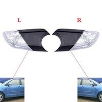 LED Işık Araba-Styling LED Kanat Ayna Göstergesi VW POLO MK4 FL 2005-2009 Skoda Octavia için Sinyal Göstergesi Lambası 2006-2010