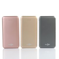 KLGO Phone Charger Power Bank Pink Top Quality Battery Fast Charger 10000mah