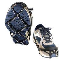 Cavi, imbracature e cinghie ramponi ramponi ramponi per le tacchetti di trazione Grip antiscivolo Spikes per camminare escursioni su ghiaccio da neve