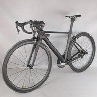 Seraph 22 Speed Aero Road كامل الدراجة X1 مع R8000 Groupset 38x25 الفاصلة العجلات الوزن 7.25kg الدراجات