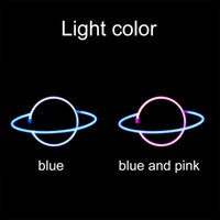 Bulbs Planet Bar Neon Sign Light Party Wall Hanging LED For Xmas Shop Window Art Decor Lights Lamp USB Or Battery Powered
