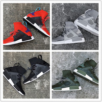 Cheap New NMD XR1 Winter shoes 2017 hot sale men women runni...