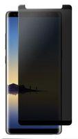 Protector de pantalla de cristal amistoso del protector del temper de la caja de la privacidad antispyware para Samsung Note8