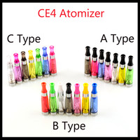 2015 Hot selling CE4 Atomizer 1. 6ml CE4 Clearomizer 2. 0~2. 6 ...