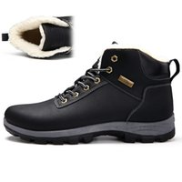 Boots Winter Sneakers 2018 Hiking Shoes boots Men Footwear K...